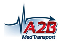 Logo Design - A2B Medical Transport