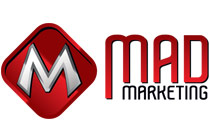 Logo Design - MAD Marketing