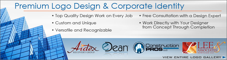 Logo Design Services for Small Businesses seeking Custom Corporate Logo Design Solutions in Tampa Florida