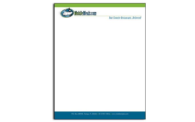 Professional Letterhead Samples | Best Template & Design