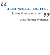 Axis Piering Systems