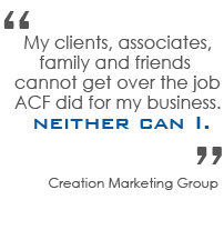 Creation Marketing Group